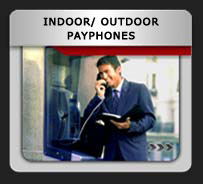 Indoor/ Outdoor Payphones